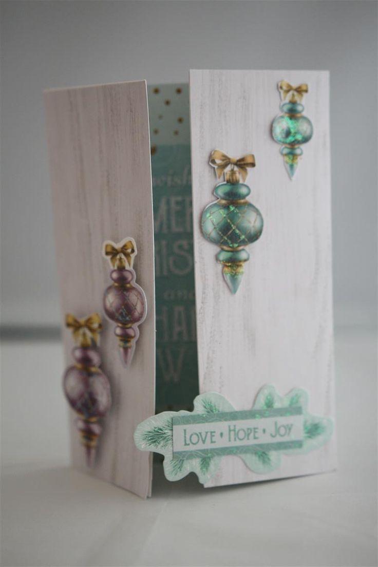 cards made with kaisercraft christmas wishes   Helens Card Designs