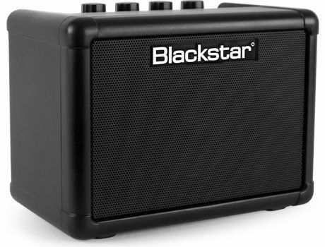 Blackstar FLY 3 is a small battery powered 2 channel guitar amp with a surprisingly big tone. The FLY 3 features Blackstar's patented Ifinite Shape Feature (ISF) to deliver a warmth, clarity and richness that truly astounds for an amp of this size and price. Not just a guitar amp, the Blackstar FLY 3 also works extremely well as a MP3 posrtable speaker or computer speakers.