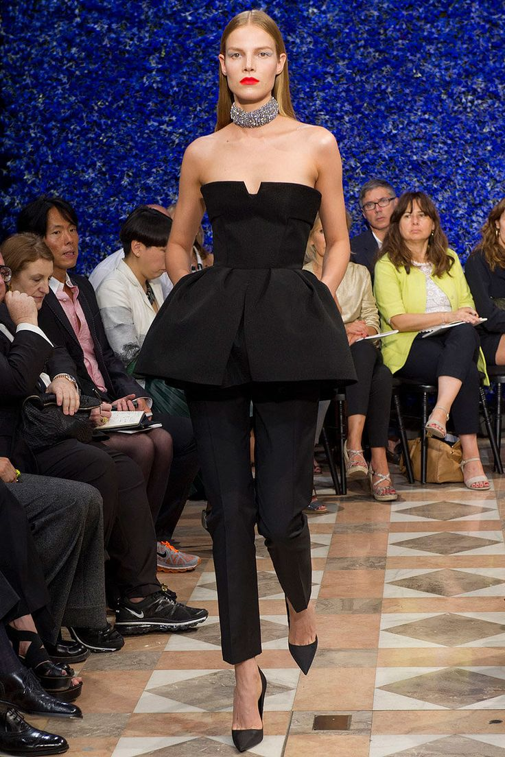 Dior Fall 2012 Couture