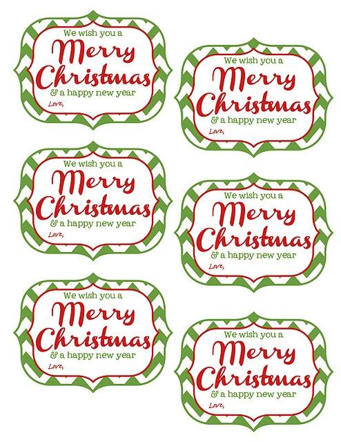 ... Tags Printable, Free Printable Tags, Merry Christmas Printable Tag
