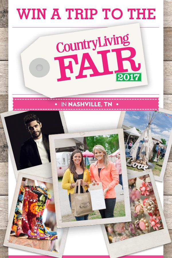 108 best images about festivals craft antique shows for Country living sweepstakes april 2016