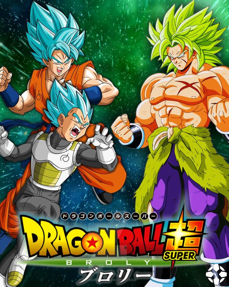Dragon Ball Broly Full Movie: *2018]]~Dragon Ball Super: Broly Full_Movie HD Free
