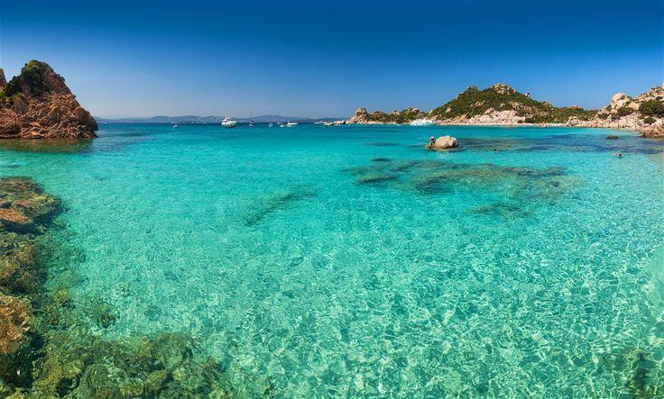 Sardinia with the boys