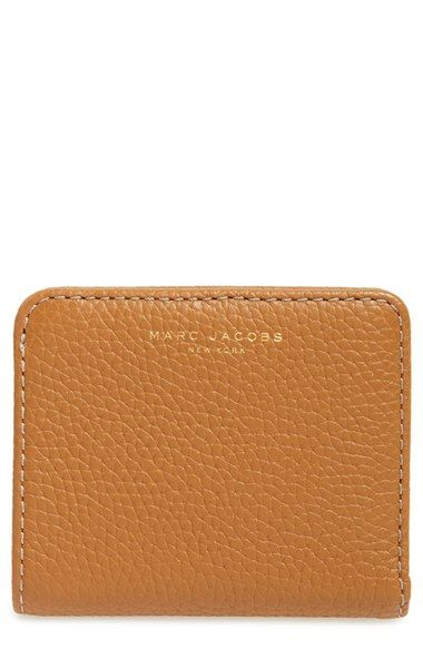 Free shipping and returns on MARC JACOBS 'Gotham' Pebbled Leather Wallet at Nordstrom.com. Lavishly pebbled leather defines a slim, streamlined wallet that effortlessly stashes your essentials while serving as a timeless and sophisticated staple.