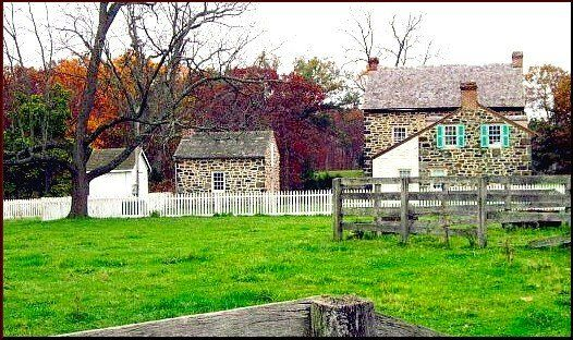 Rose Farm and Outbuildings--Gettysburg, Pa. by becky04181949, via Flickr