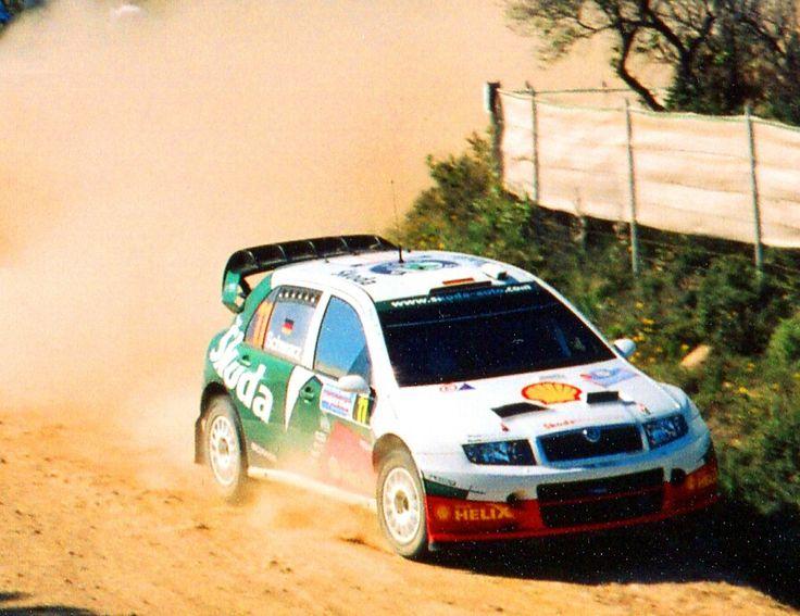 Skoda WRC 2005