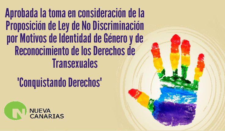 Defendiendo los derechos del colectivo LGTB.