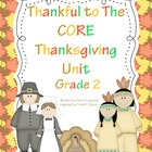 Your students will have a blast and stay academically focused with this Common Core aligned Thanksgiving unit.($5.00)