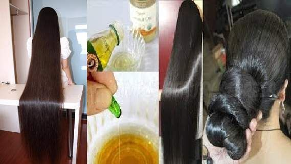 Home remedy for super fast hair growth