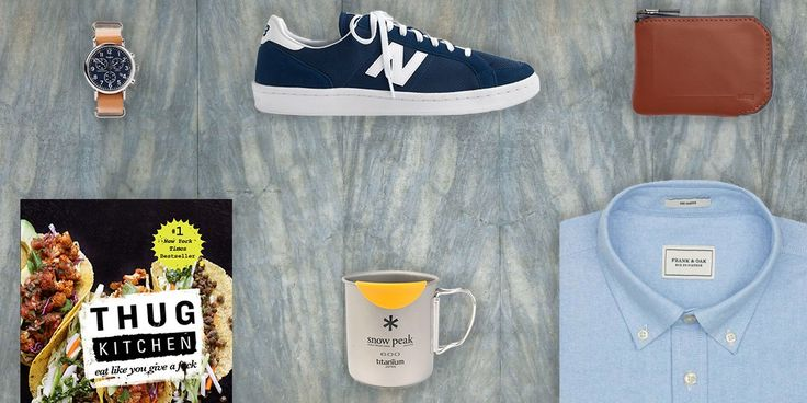 You know and love him, but how do you buy the right anniversary gift for him? Pick one of these 25 that will let him know you really are the best.