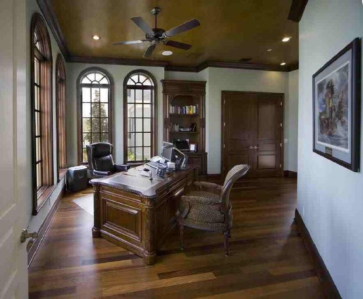 Luxury House Mediterranean Revival Study