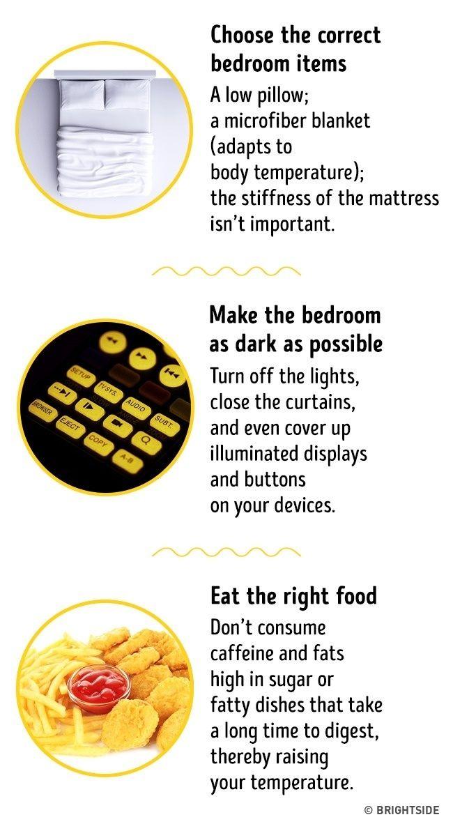 6Tricks Athletes Use toGet the Perfect Night's Sleep