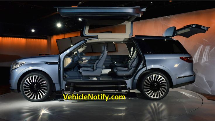 2018 Lincoln Navigator New Style Design and Release Date