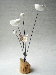 Déco poétique fleurs