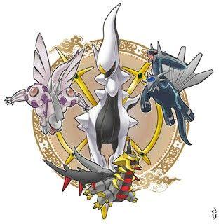 Os mais fortes conseguem derrotar ate os mega /   Arceus o deus pokemon , dialga e palkia lendarios do espaço tempo e o grande giratina o lendario da dimenção  alternatina