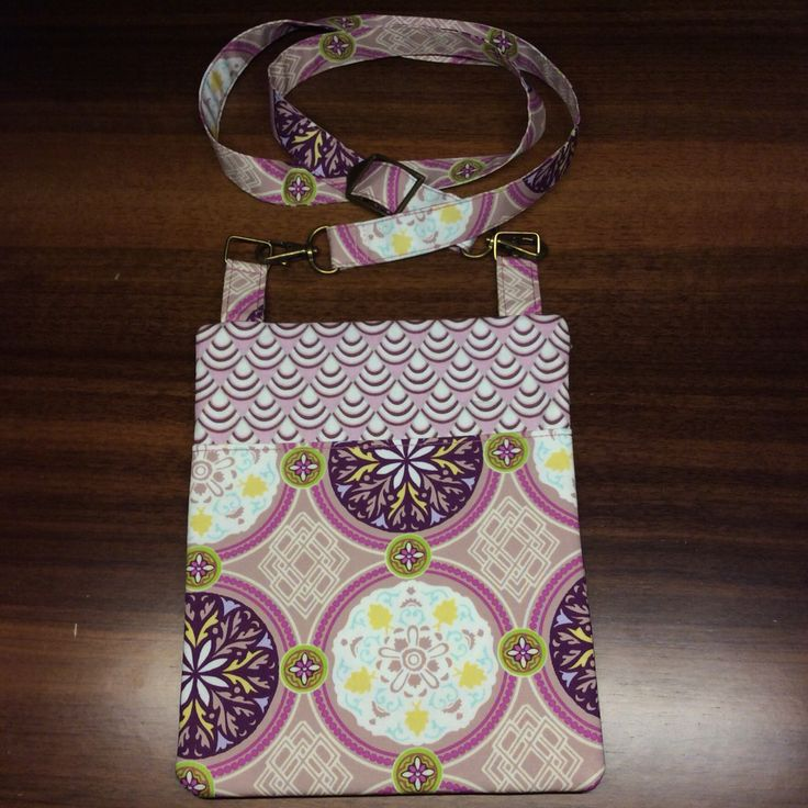 "Over-the-Shoulder Bag ""Eastern Bazar"" Back"