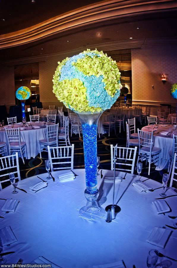"""Daniel's """"Around the World"""" Travel Themed Bar Mitzvah at the Eden Roc in Miami, Florida - by 84 WEST EVENTS"""