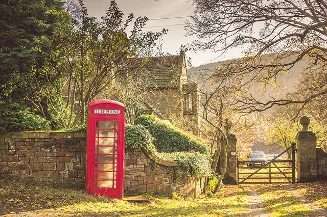 English Scenery by Jose M Vazquez, via Flickr