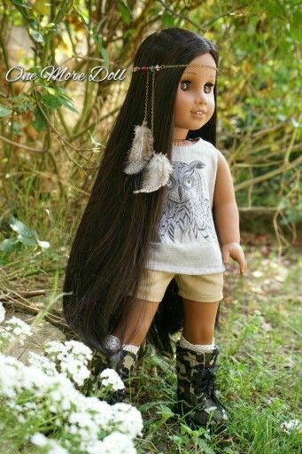 American Girl Custom Sundari
