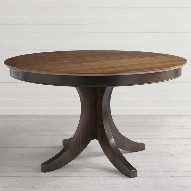 60 Mid Century Modern Vintage Half Moon Coffee Table: 25+ Best Ideas About Round Pedestal Tables On Pinterest