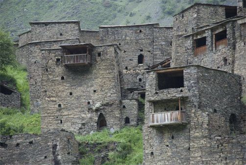 Georgia-Khevsureti