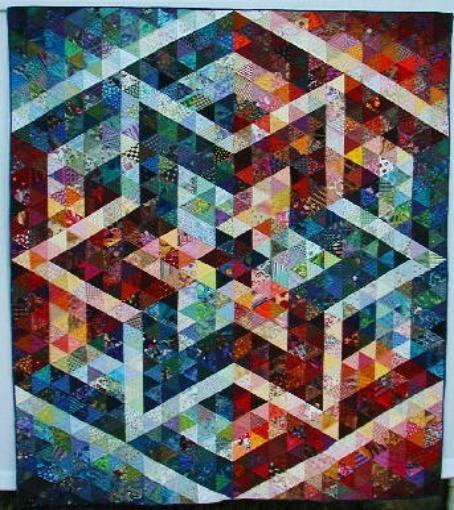 17 Best Images About Color Block On Pinterest: 17 Best Images About BATIK QUILTS On Pinterest