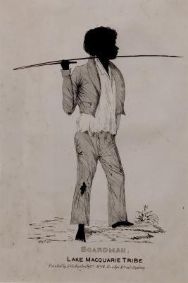 Boardman, Lake Macquarie tribe