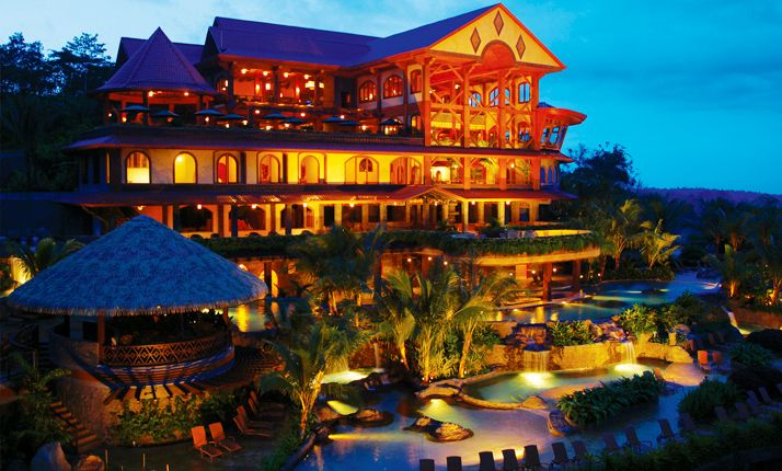 The Springs Resort & Spa in Costa Rica, near Arenal Volcano, is one of my favorite places we've ever stayed
