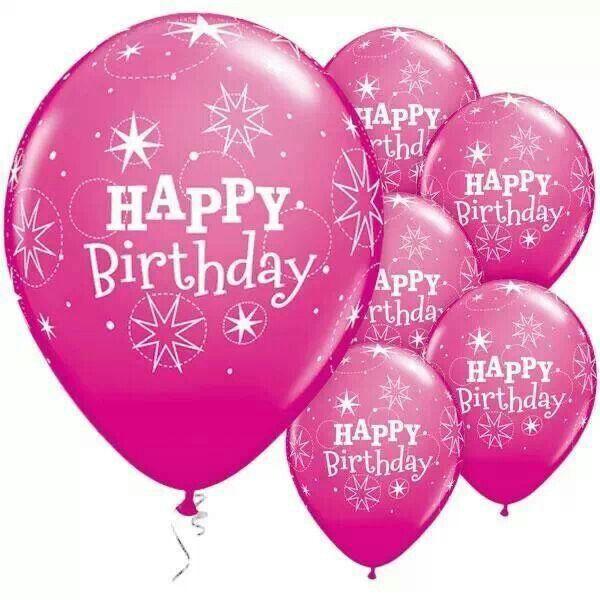 202 best anniversary birthday greetings images on pinterest birthday around wild berry balloons latex m4hsunfo
