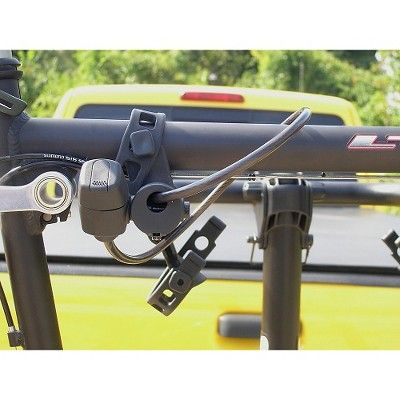 SportRack Locking Cable for Trailer Hitch Mounted Bike Racks, Black
