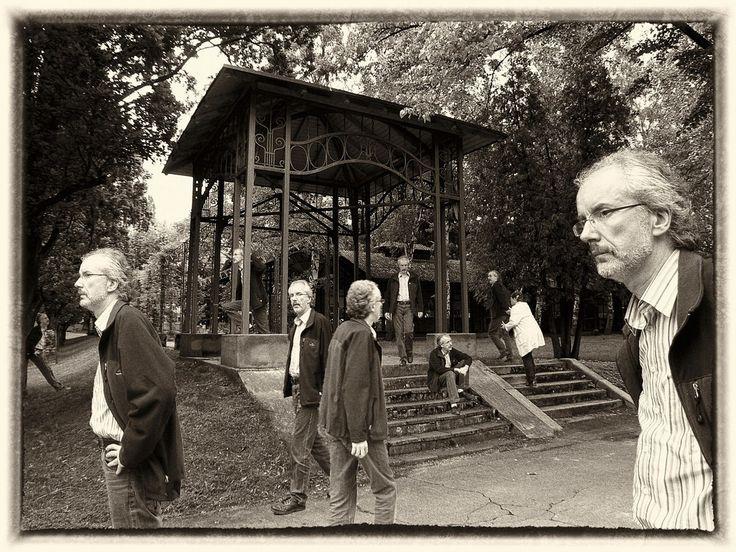 https://flic.kr/p/dnwZ3q | Multiple Persönlichkeit | Hier gibt's weitere Fotos von mehren Besuchen Beelitz Heilstätten