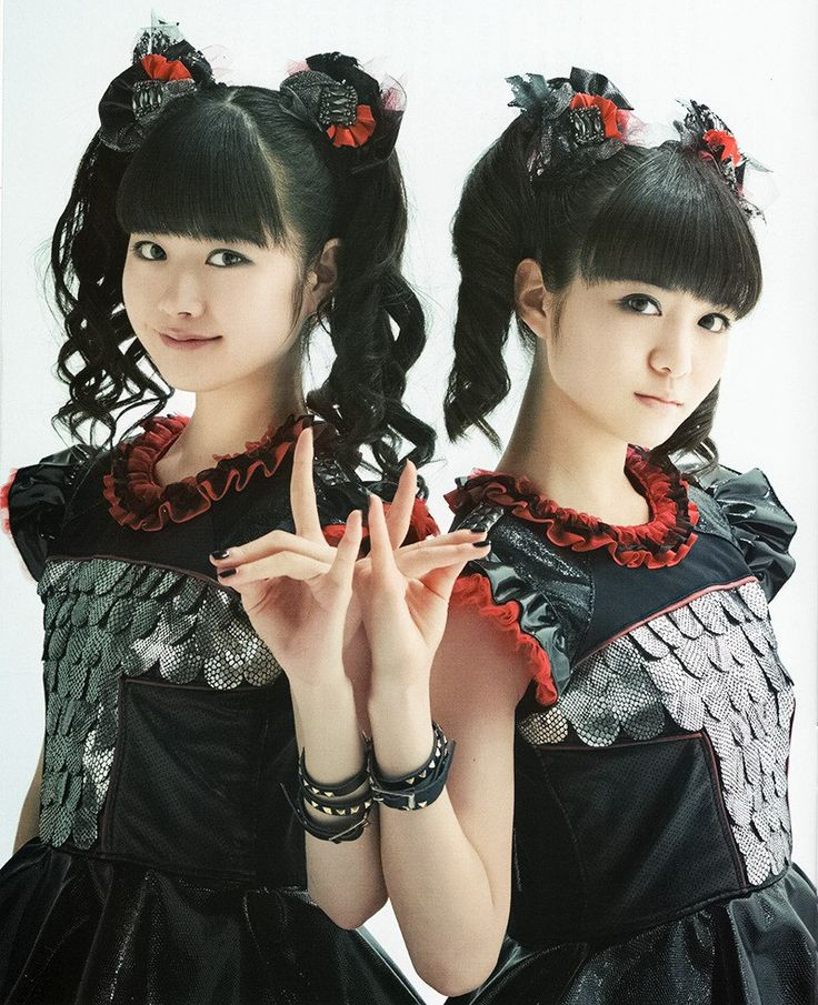 17 Best images about BabyMetal on Pinterest | Rocks ...