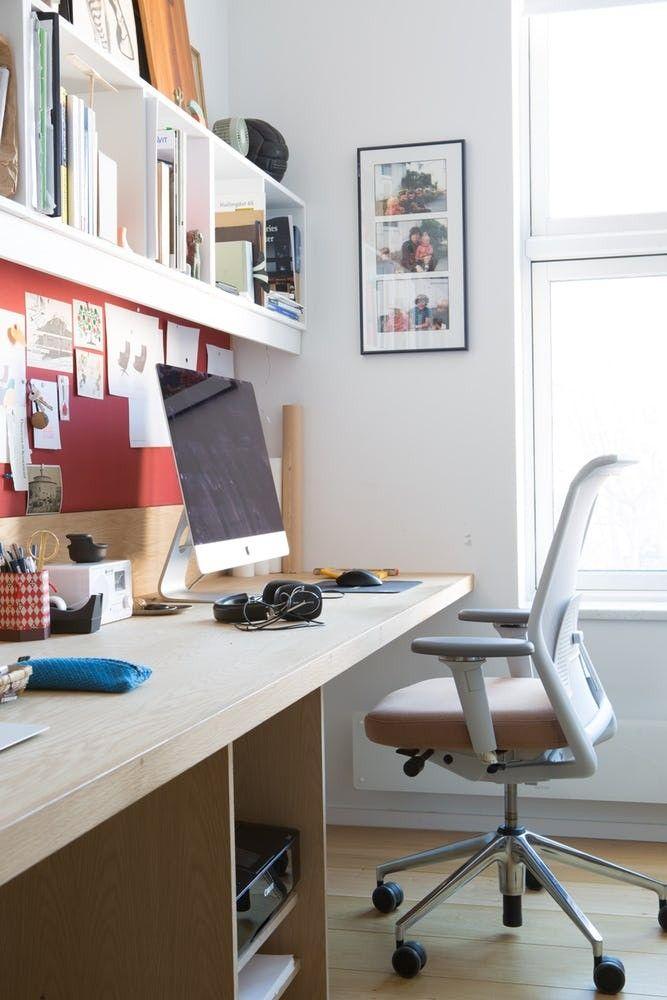 Regal Uber Dem Schreibtisch Home Home Decor Corner Desk