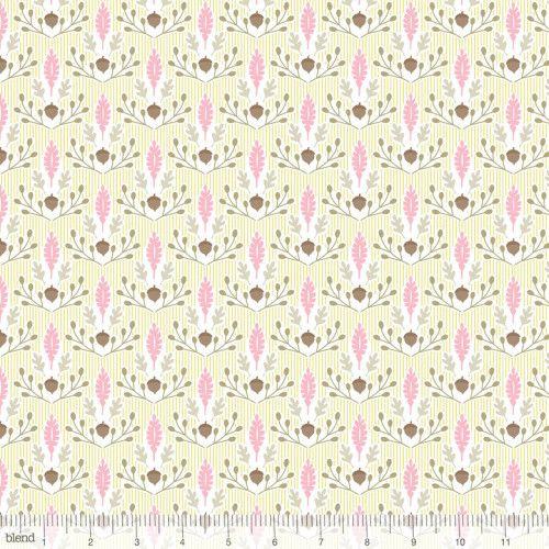 113.108.05.1 Little Acorn Pink by designer Ana Davis