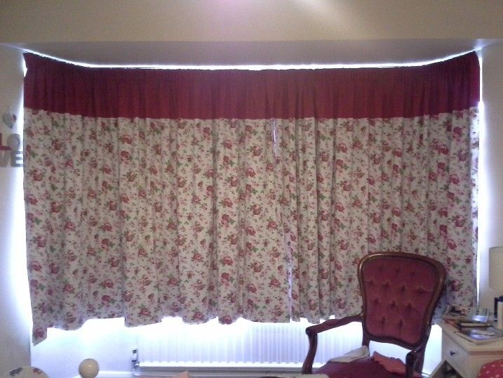Curtains Ideas curtains double width : 17 Best images about Curtains and Blinds on Pinterest | Ties ...