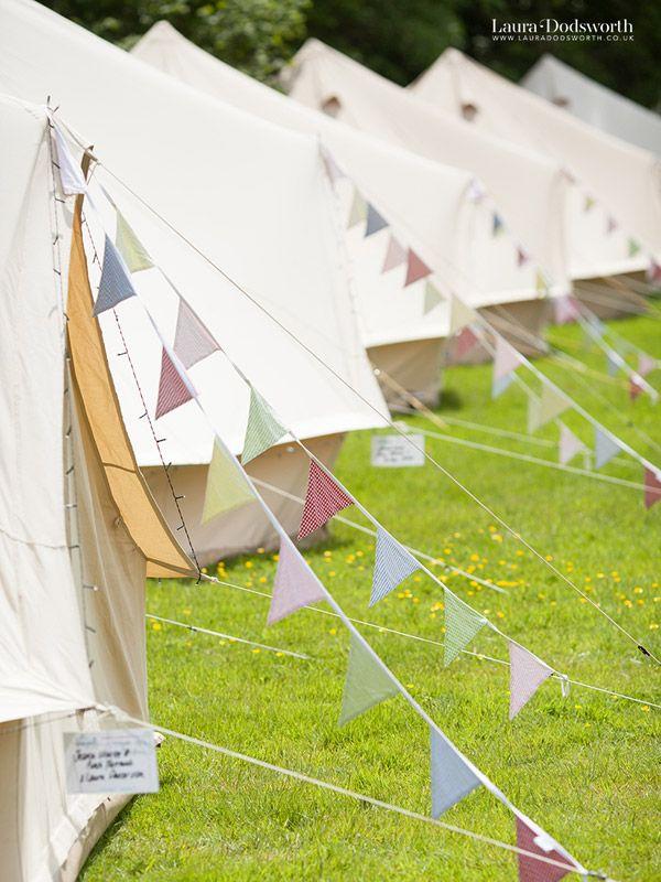 Dorset based Bell Tent Hire for Weddings!