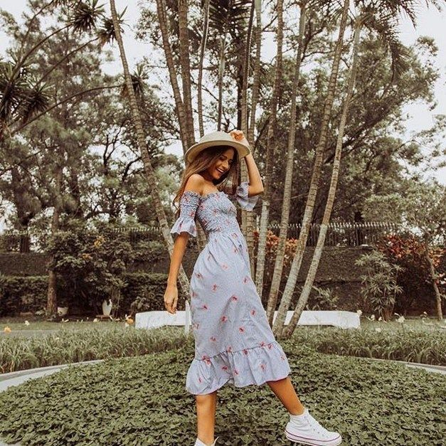 101 cute outfits with sneakers that you need to try 52 ~ Litledress