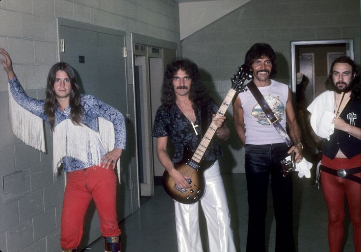 Into the void: Farewell to Black Sabbath – in pictures