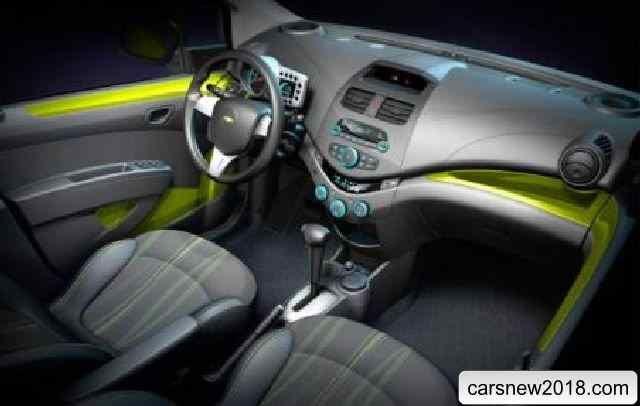 Chevrolet Spark 2018-2019