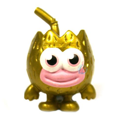MOSHI MONSTERS - MOSHLINGS SERIES 4 COCOLOCO SECRET GOLD LOOSE