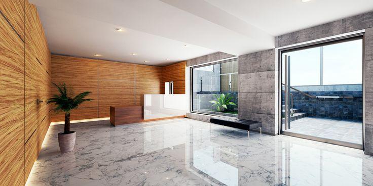 Lobby Edificio Bau10