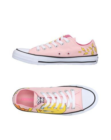 CONVERSE ALL STAR Women's Low-tops & sneakers Pink 9 US