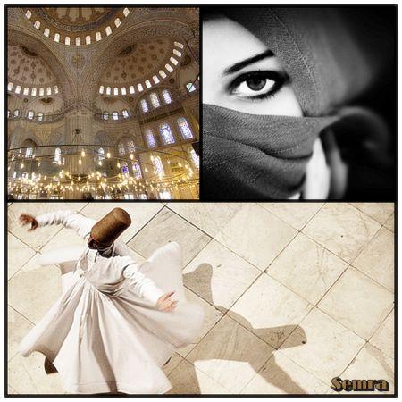 Every man is hidden under his own tongue & İnsan dilinin altında gizlidir & ❤️ RUMİ ❤️