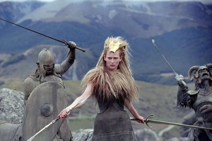 Tilda Swinton in Chronicles of Narnia