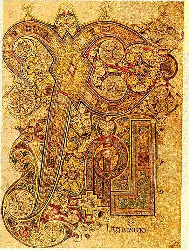 Book of Kells: Medieval monks spent years copying elaborate manuscripts