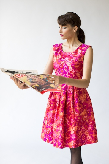 Dress Oh Naomi by Maria Westerlind