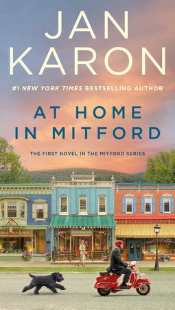 At Home in Mitford (Mass Market Edition) by Jan Karon