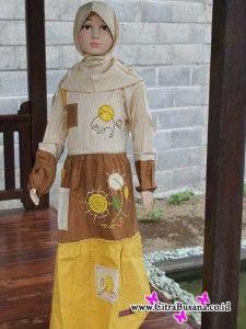 Produsen Busana Muslim Anak
