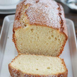 Gâteau au yaourt classique, facile - Cuisine Culinaire