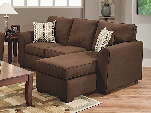 Kelly Coffee 2-Piece Chaise SofaLiving Room